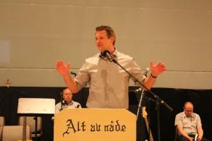 Eirik vitner inspirert.